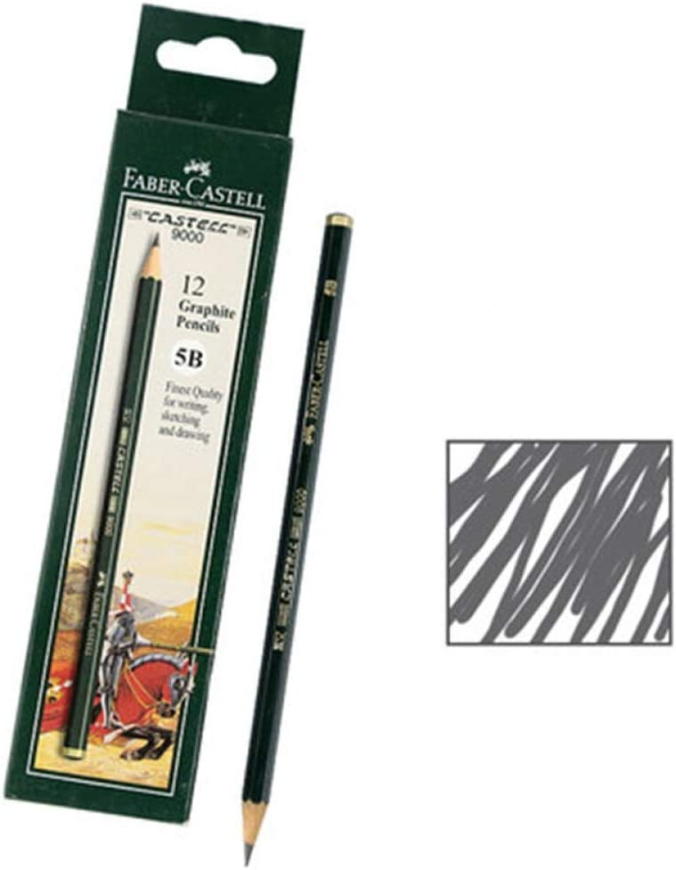 Free Shipping New drawing Sale SALE% OFF 5B pencil 12 professional for ar pieces