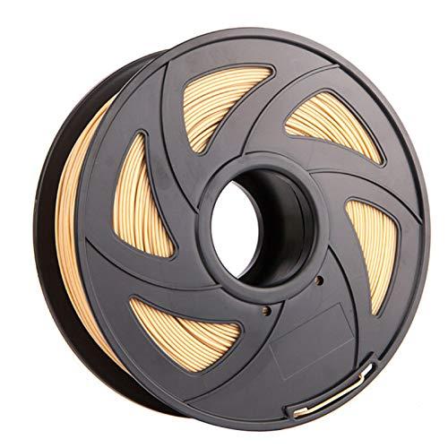 Keifen Wood 3D Printer Filament 1.75mm 1KG PLA Spool for Printing Wood-Looking Parts