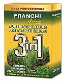 Riparatore Prato 3in1: Sementi Prato con Concime Prato e Terriccio per Prato per Rapida Ricrescita