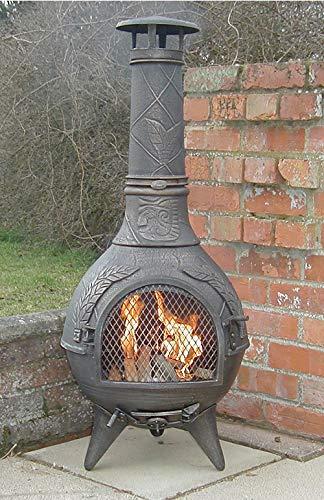 Castmaster stoves® - Calico Cast Iron Chiminea