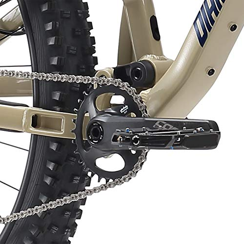 Product Image 14: Schwinn S29 Mens Mountain Bike, 29-Inch Wheels, 18-Inch/Medium Aluminum Frame, Dual-Suspension, Mechanical Disc Brakes, Matte Black