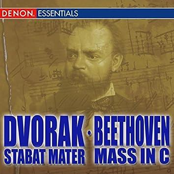 Dvorák: Stabat Mater - Beethoven: Mass in C