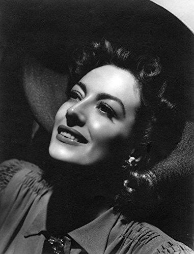 Posterazzi EVCPBDJOCREC194H Joan Crawford 1940S Photo Print, 8 x 10