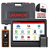LAUNCH X431 V+ 4.0(Upgrade Version of X431 V PRO) Bi-Directional Scan Tool Full System Scanner,31+ Reset Functions,Key Programming,Variant Coding, Active Test, AutoAuth for FCA SGW, Free Update