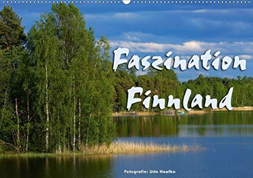Faszination Finnland (Wandkalender 2021 DIN A2 quer)