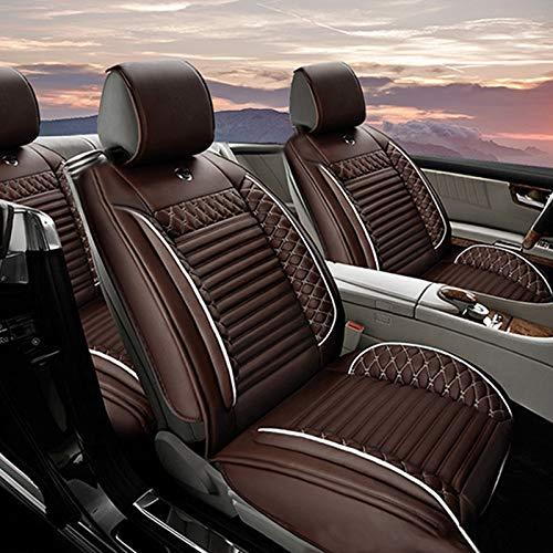 Fundas Asientos Coche Para Volvo S40 S60 S80 S90 S80L S60L V40 V60 V90 Protector Asiento Cuero Unive