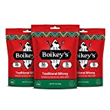 Boikeys Biltong | South African Style Beef Jerky (Traditional, 3 pack)