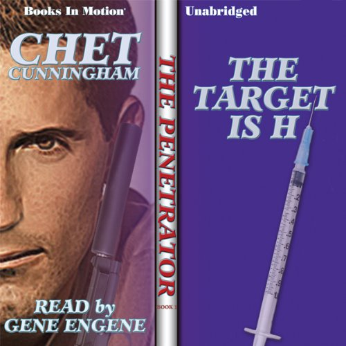 The Target Is H audiobook cover art