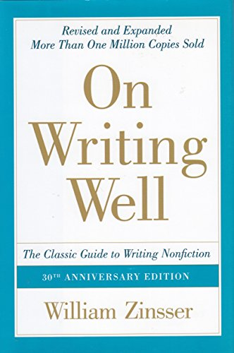 On Writing Well: The Classic Gui...