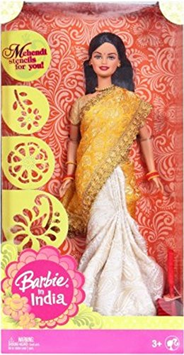 Indian Barbie (Design and Color May Vary)