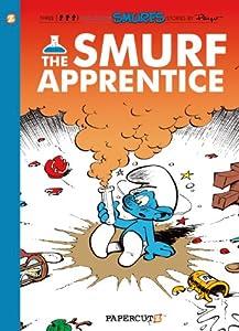 The Smurfs Graphic Novels 8巻 表紙画像