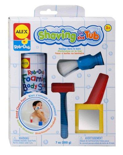 Rub a Dub Shaving in the Tub Shaving Kit