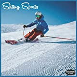 Skiing Sports Calendar 2022: 16 Month Squire Calendar 2022