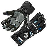 Waterproof Work Gloves, Thermal Insulated, Long Cuff, Touchscreen, Ergodyne ProFlex 819WP