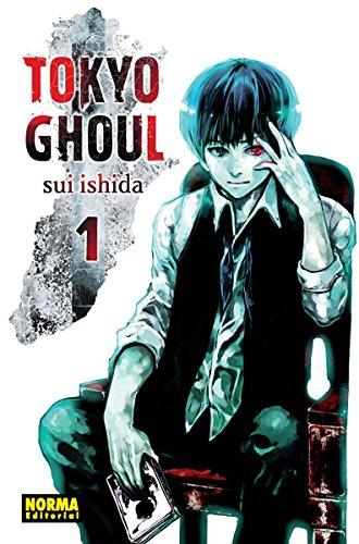Tokyo Ghoul, 01