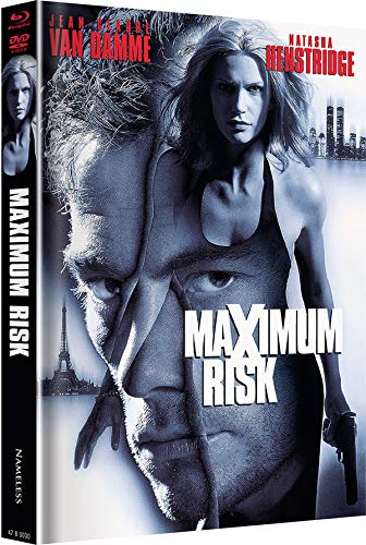 Maximum Risk - Mediabook - Limitiert auf 555 Stück - Cover A (+ DVD) [Blu-ray]