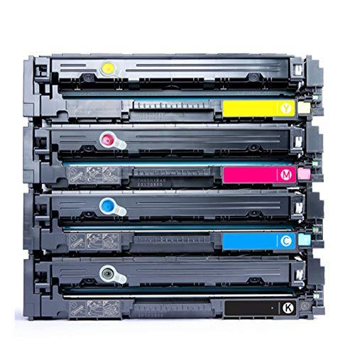 Remplacement de cartouche de toner remanufacturé pour cartouche de toner HP 215A à utiliser avec pour imprimante laser couleur HP Laserjet Pro M182nw M155a M155nw M183nw-set