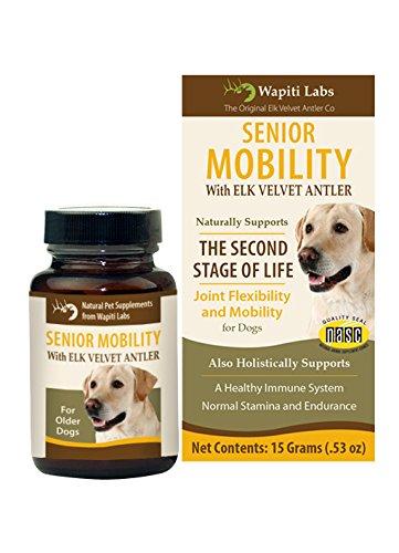 Wapiti Labs Dog Senior Mobility Formula, 15gm