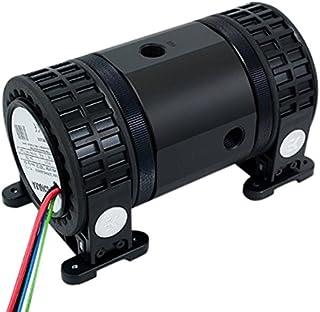 EK Water Blocks EK-XTOP Revo Dual D5 PWM Serial Negro - Accesorio de refrigeración