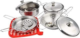 Best steel cookware set Reviews