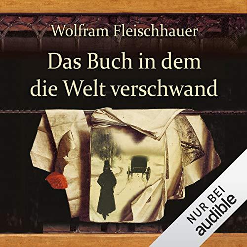 Das Buch in dem die Welt verschwand Titelbild