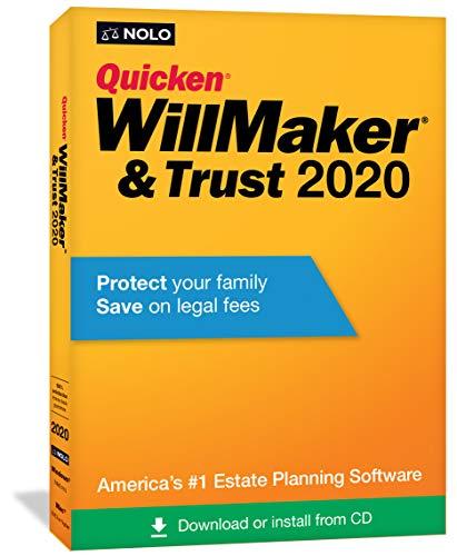 Nolo Quicken WillMaker & Trust 2020