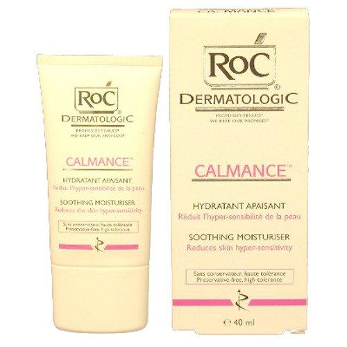 RoC Calmance Feuchtigkeitscreme Reduziert Rötungen und Hautirritationen
