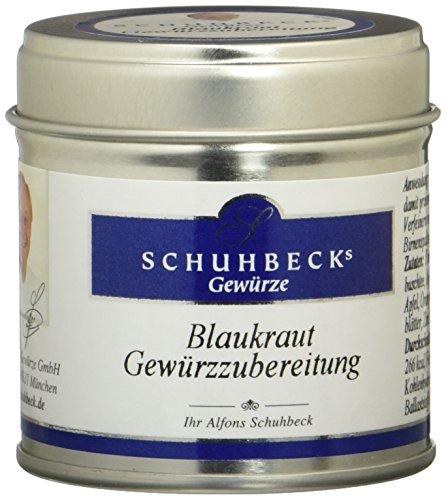 Schuhbecks Blaukraut Gewürzzubereitung, 3er Pack (3 x 50 g)