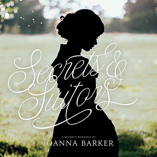 Secrets and Suitors cover art