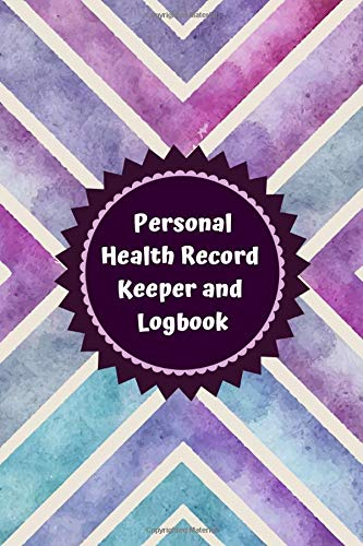"""Compare Textbook Prices for Personal Health Record Keeper and Logbook: Tracker Notebook Book Journal to Track, Record Medical History, Monitor Daily Medications and all Health Activities 6""""x9"""" with 120 pages. Health Log Books  ISBN 9781091031791 by Journals, Crown"""