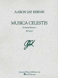 Musica Celestis String Orchestra Score (1994-11-01)
