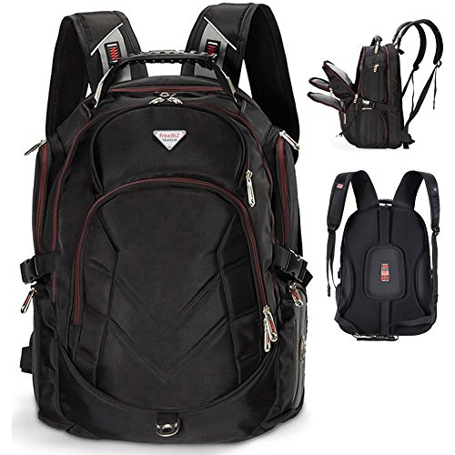 FreeBiz 18.4 Inches Laptop Backpack Fits up to 18 Inch Gaming Laptops...