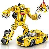 Construcción Robótica, joylink Robot Stem Juguetes de Construcción Educativo Bloques Aprendizaje Kit Diversión...