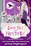 Death toll and profiterole: A paranormal cozy mystery (Fangs and Psychics mysteries Book 1) (English Edition)