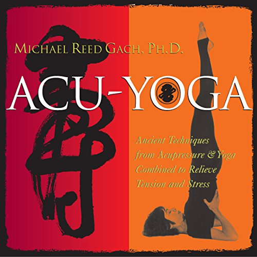 Acu-Yoga audiobook cover art