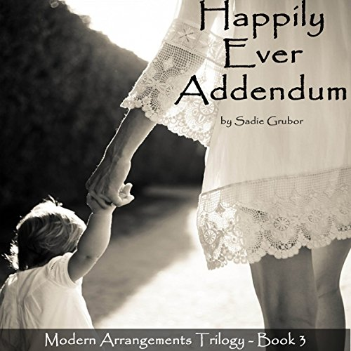 Happily Ever Addendum audiobook cover art