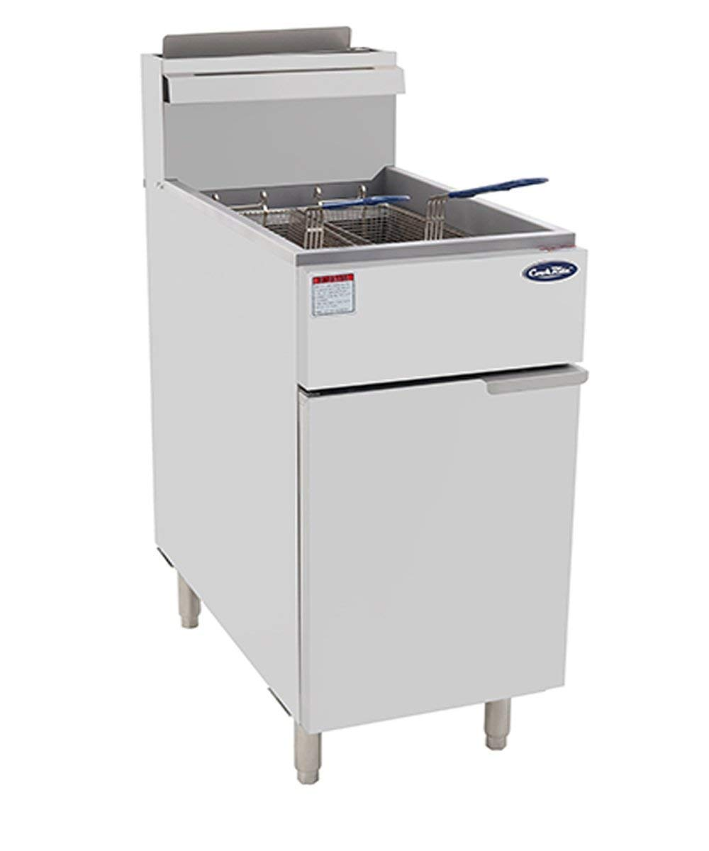 CookRite ATFS-50 Ranking TOP10 Commercial Deep Fryer Stain Baskets with Tube 4 Cheap super special price