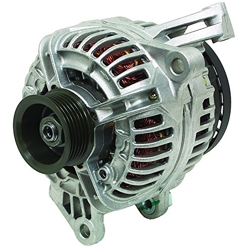02 dodge ram alternator - 5