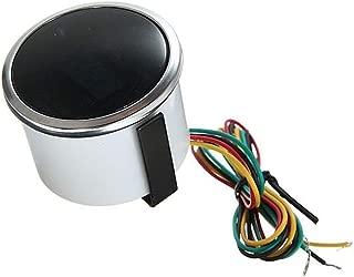 6V-30V Moto Orologio Termometro Elettronico Dedicato Tre-in-One LED Orologio Elettronico Universale Display Digitale A Grande Schermo IP67 Impermeabile E Antipolvere