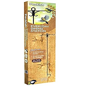 Peckish (W x T) 60 cm x 2.3 m, Everyday Dining Station for Wild Birds