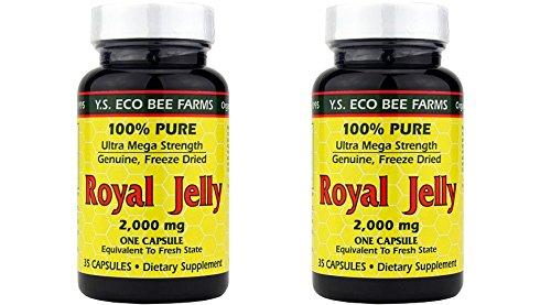 100 royal jelly ultra strength - 5