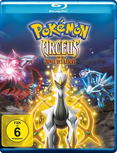 Pokémon - Arceus und das Juwel des Lebens [Alemania] [Blu-ray]