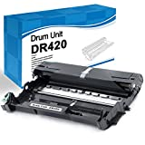 Galada Compatible Drum Unit Replacement for Brother DR420 DR-420 for DCP-7060D 7065DN HL-2240 2240D 2242D 2250DN 2270DW 2275DW 2280DW MFC-7240 7360N 7365DN 7460DN 7860DW Intellifax-2840 2940 1 Pack