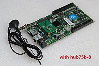Huidu C15 HD-C15 Wireless Sending Card and Asynchronous Vedio Full Color LED Screen Display Control Card with hub75b-8