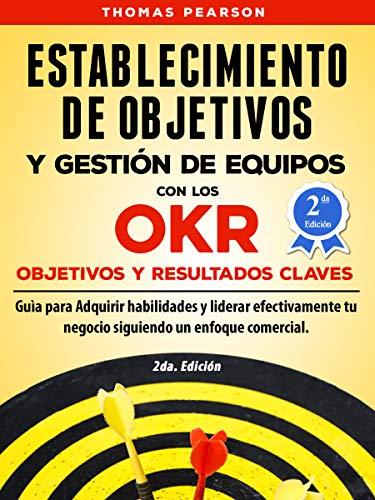 Libro OKR y gestión de equipos