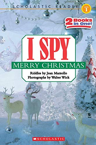 I Spy Merry Christmas (Scholastic Reader Level 1: I Spy)の詳細を見る