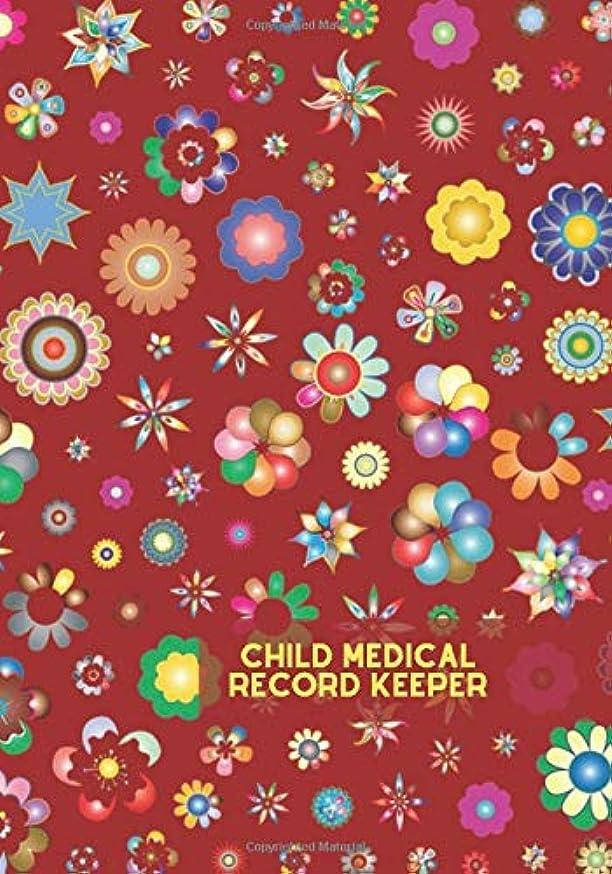 操縦する対応する動作Child Medical Record Keeper: Child's Medical History Record Book, My Baby's Health Information Logbook, For Vaccines, Symptoms, Allergies, Illness, Growth, Medications, Family Health Records Tracker, Genetic Illnesses, Treatment History Logbook, 110 Pages