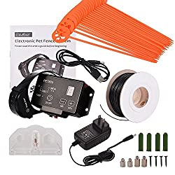 Electronic Dog Fence System Wireless Pet Containment System