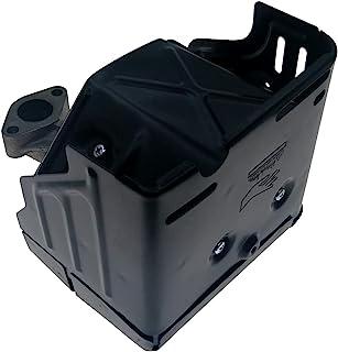 Conjunto de Escape del silenciador con reemplazo de colector para Honda GX240 GX270 8HP y 9HP Motor