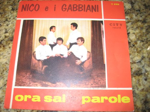 Ora Sai (Shake) / Parole: Nico e i Gabbiani (Vietnam Import)